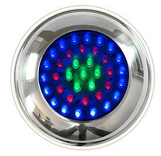 LED 37 Lâmpadas Inox